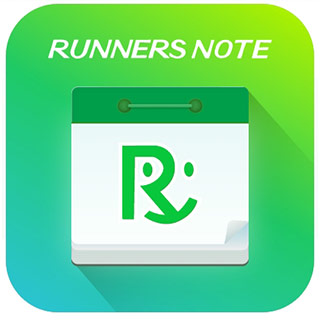 RUNNERS NOTE アイコン