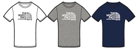 UTMF限定商品 THE NORTH FACE UTMF Tee