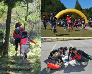 六甲山ロゲイニング2017