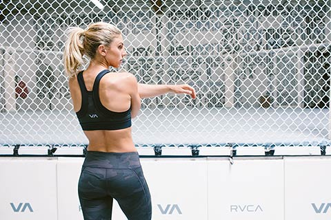 WOMEN'S RVCA SPORT COLLECTION