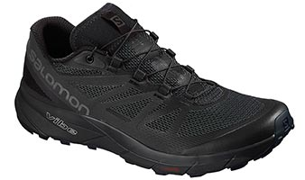 SALOMON「SENSE RIDE GORE-TEX INVISIBLE FIT」