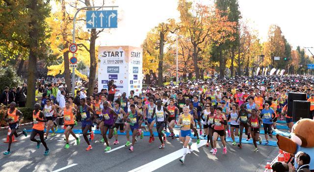 11月29日に開催の「第10回大阪マラソン」が大会の開催中止を発表|走 ...