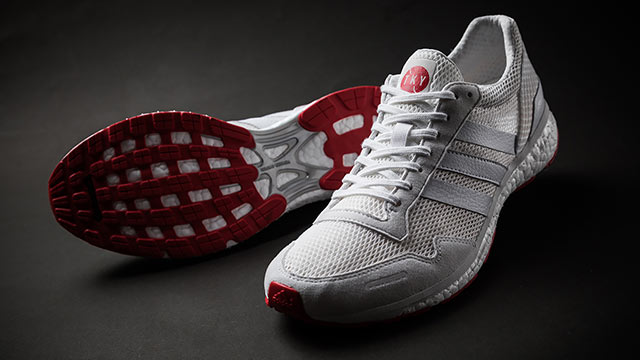 adizero Japan boost 3 rising sun