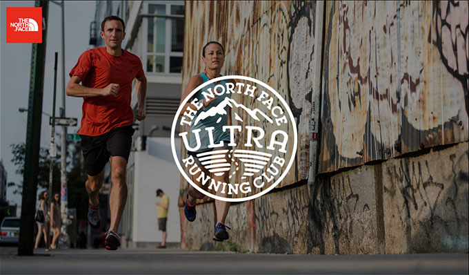 THE NORTH FACE ULTRA RUNNING CLUB