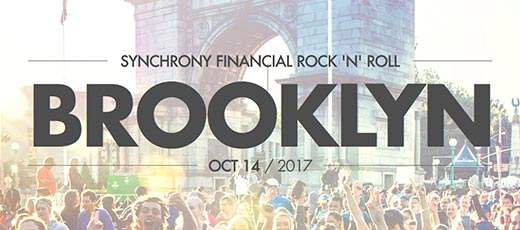 Rock 'n' Roll HALF MARATHON BROOKLYN