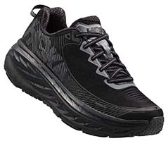 HOKA ONE ONE BONDI 5(Black,Anthracite)