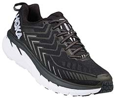 HOKA ONE ONE CLIFTON 4(Black,White)