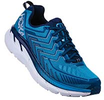 HOKA ONE ONE CLIFTON 4(Diva Blue,True Blue)