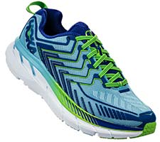 HOKA ONE ONE CLIFTON 4(Sky Blue,Surf the Web)