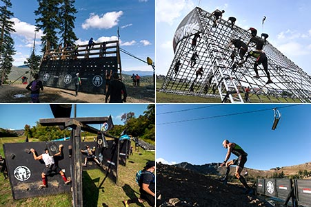 SPARTAN RACE presented by Reebok -Minakami